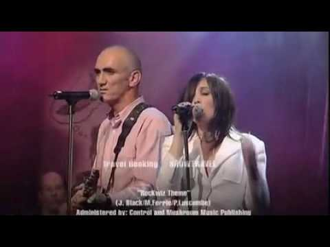 RocKwiz 5 duet: Katy Steele & Paul Kelly