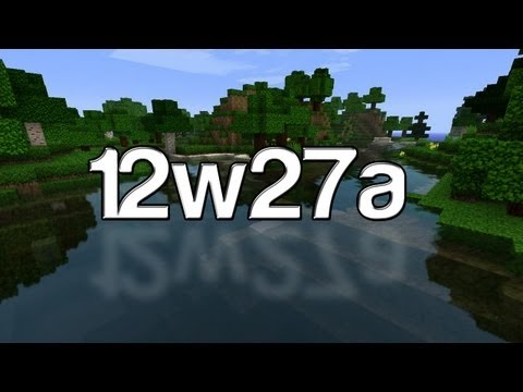 Minecraft: Snapshot/Pre Release:12w27a Boats, Stackable Signs and Nether Wart Farms.
