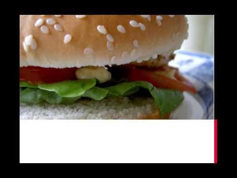 Engelsk på norsk 1 Hamburger