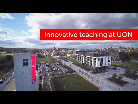 Barco WeConnect And Overture Enable Innovative Teaching At The University Of Northampton