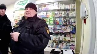 ОН МНЕ ФИЛЬКИНУ ГРАМОТУ ПОКАЗАЛ ( Запрет на съемку видео )