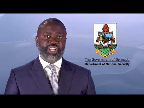 Minister Caines On Anti-Gang Initiatives & Plans, Jan 17 2019