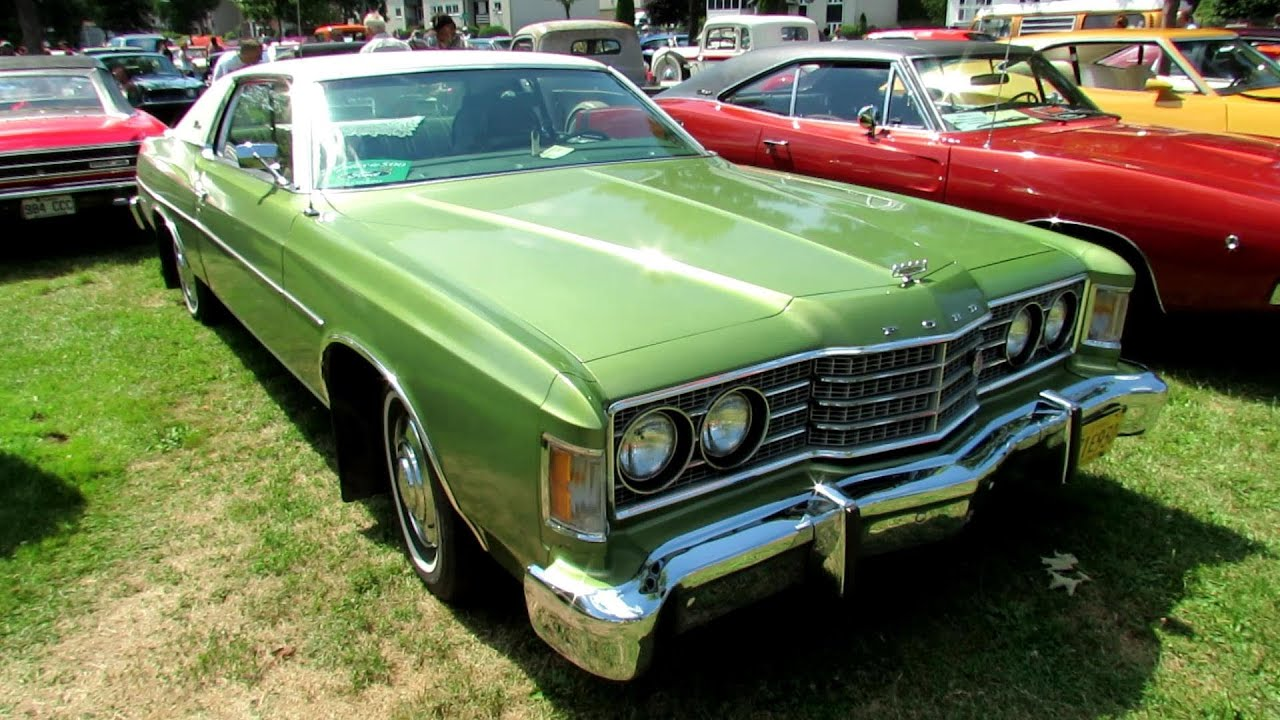 1974 Ford Galaxie 500 Exterior - 2012 Granby International ...