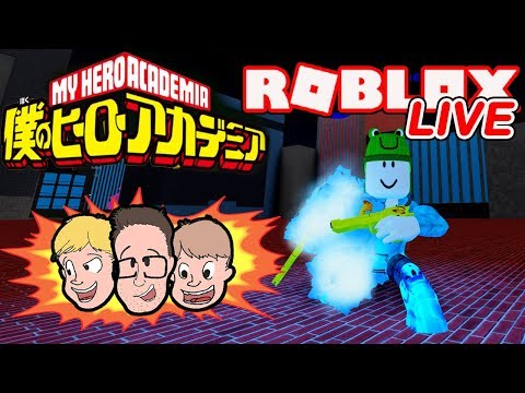 MY FAVORITE QUIRK NOW MINE! EXPLOSIONS! | Roblox: Boku No