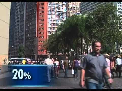 Jornal da Globo - Censo mostra crescimento na renda média das mulheres no Brasil