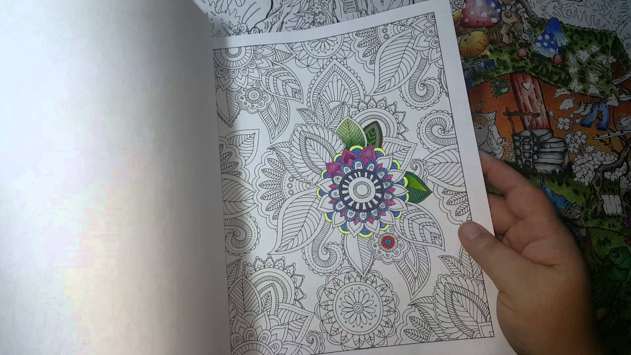 Mehndi Designs Sea Life Coloring Book Review