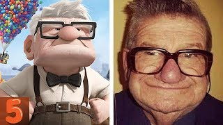 5 Kids Cartoon Characters Seen In Real Life