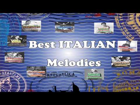 Best Italian Melodies | Best Italian Songs (Domenico Modugno, Claudio Villa...)