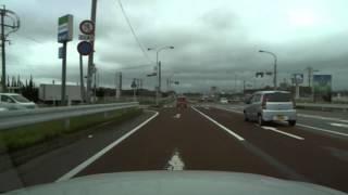【車載動画】  【2012年 GW 旅行 7日目】 21 二丈浜玉道路