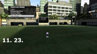 FIFA 12: All Arena Accomplishments Guide (HD)