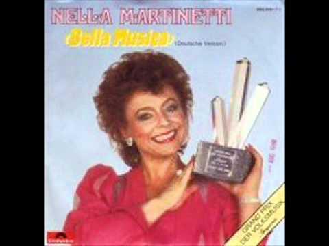 Nella Martinetti – Bella Musica ( Italienisch ) 1986
