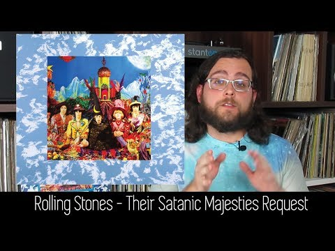 Rolling Stones - Their Satanic Majesties Request   ALBUM REVIEW