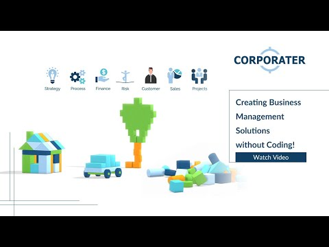 Creating Business Management Solutions without Coding!