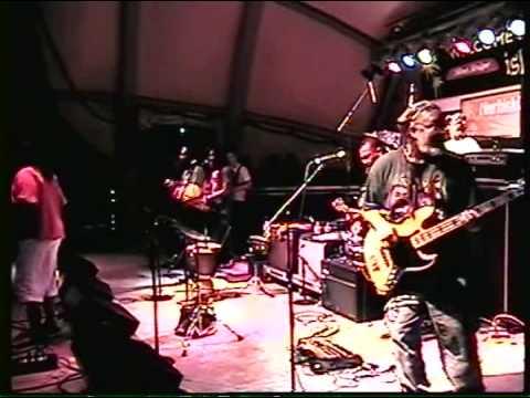 Zion Lion Reggae Band @ Island Fest-Kalamazoo, MI 2012