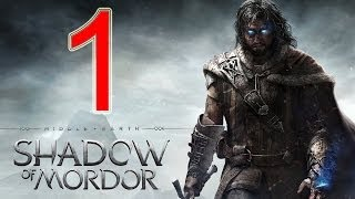 Middle earth Shadow of Mordor Walkthrough part 1 E3 Walkthrough Gameplay Walkthrough lets play