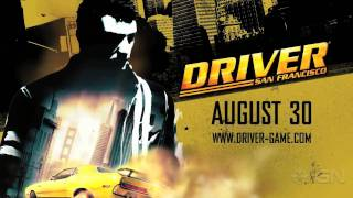 Driver: San Francisco - Official Hit the Gas Trailer