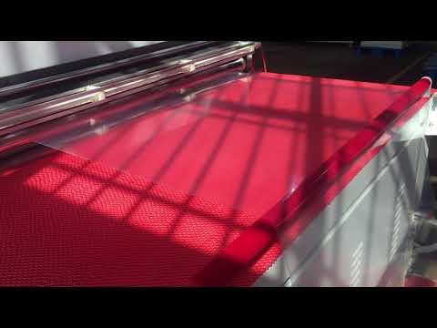 Roll to sheet cutting machine ,2 meters long sheet cutting Machine ,A-1304