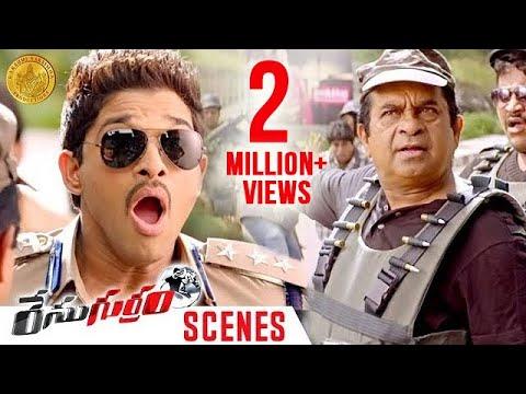 Brahmanandam Superb Funny Entry | Race Gurram Movie Comedy Scenes | Allu Arjun | Shruti Haasan