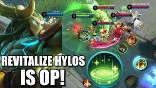 HYLOS WITH REVITALIZE IS SO OP!