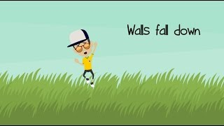 Bedouin Soundclash - Walls Fall Down Animated Video
