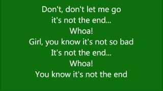 Simple Plan - The End lyrics