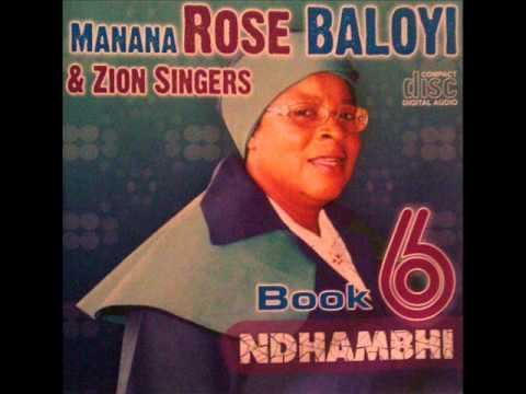 Ndhambhi-Manana Rose Baloyi