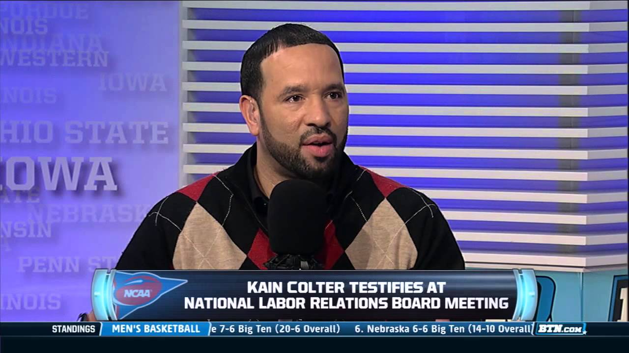 BTNLive Discusses Kain Colter and Players Union
