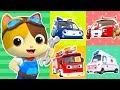 Balapan Mobil-mobil Keren   Bengkel Canggih Bayi Kucing   BabyBus Bahasa Indonesia