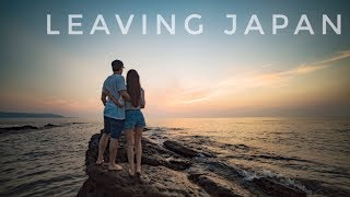 WE'RE LEAVING JAPAN and here's why