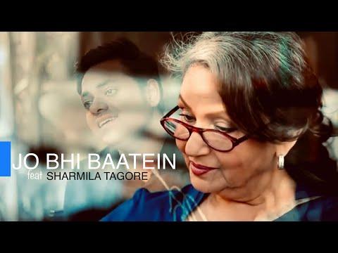 Jo Bhi Baatein | Sharmila Tagore | Sourendro Soumyojit