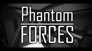 ROBLOX #3; Phantom Forces Beta// Prem Plays