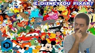 009  - É Disney ou Pixar?