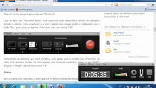 Programas Para Gravar Video Aulas - Tutorials