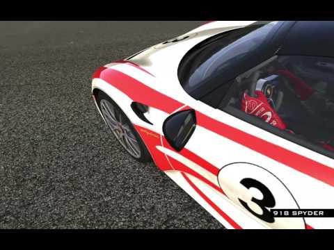 Oculus Rift CV1 - Assetto Corsa 1.9.2 - Porsche Pack 1 - Interior/Exterior view |