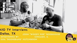 "Ep 30: Interview with John ""Woody Pop"" Woodhouse, Jr., Chicago, IL, soul line dancing interviews"
