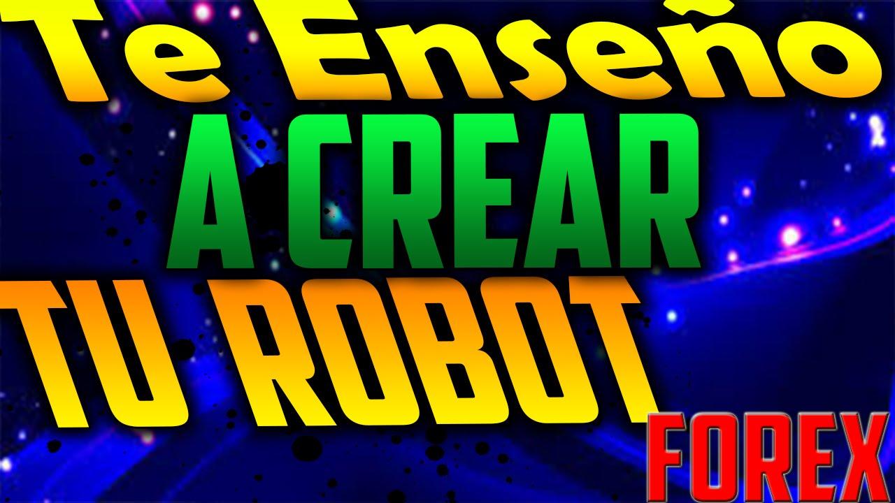 Programar robot forex