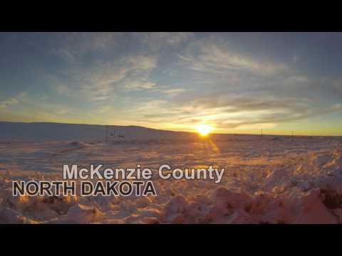 Arnegard, North Dakota Sunrise
