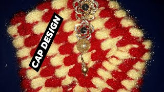 #260new knitting cap design|pagdi cap design|turban topi cap design|panjabi cap design readymade cap