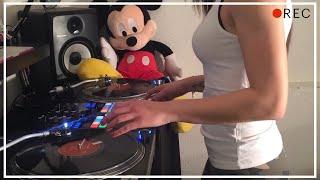DJ Lady Style - Ed Sheeran Edit (scratch video)