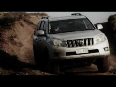 Toyota Landcruiser Prado Promo Video
