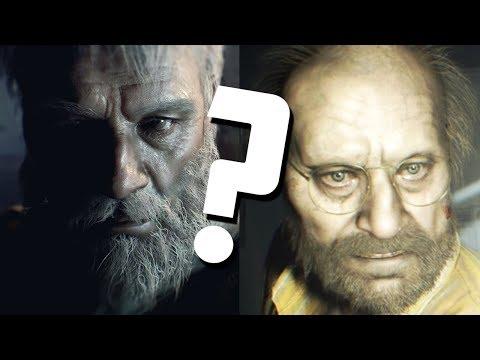 QUEM É O PERSONAGEM MISTERIOSO DA NOVA DLC DE RESIDENT EVIL 7? (IRMÃO DO JACK?)