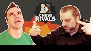 Chess Rivals: Danny Rensch vs Ben Finegold