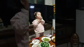 제인아, 춤추면 요구르트 줄게~!!