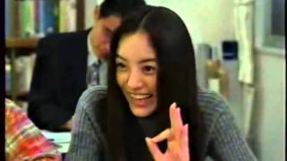 2000年CM ジョージア 「新しい上司はフランス人」 浜田雅功、仲間由紀恵.