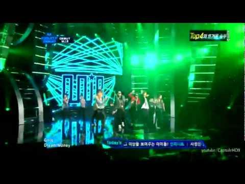 M.I.B - GDM debut stage M!Countdown