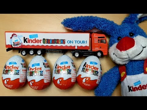 Kinder Surprise Kinder JOY Compilation