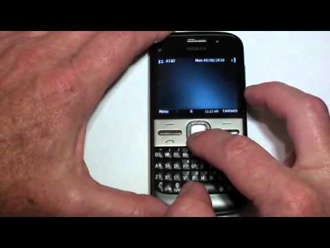 Nokia E5 Full Phone Specifications