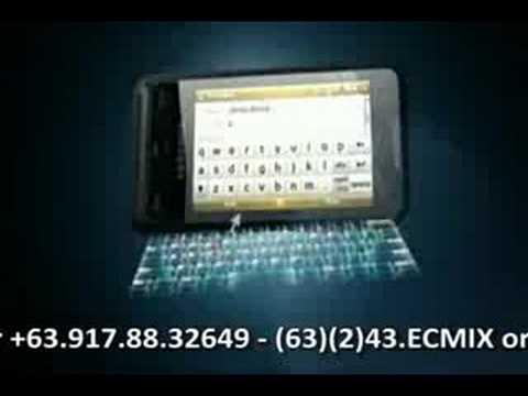 Samsung i900 Omnia at www.ecmix.com