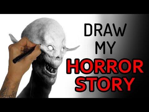 DRAW MY HORROR STORY (English subtitles)