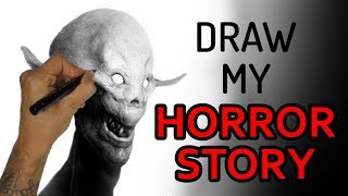 DRAW MY HORROR STORY (English subtitles)